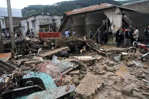 داغ سیل بر پیشانی گلستان؛ وقوع ۱۲۶ سیلاب مخرب در ۳ دهه